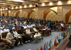 جامعہ علوم القرآن للشفاء کے سب سے پہلے جلسہ کی ریپورٹ