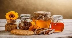 تولیدات زنبور عسل